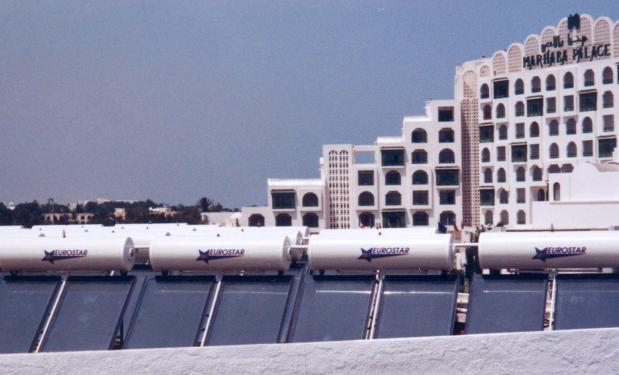 MEDITERANEE HOTEL, Tunisia – 1999. 31.000lt. Επιλεκτικοί συλλέκτες 626m².