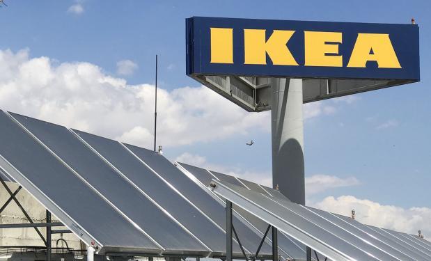 IKEA, Cyprus – 2019. 3.000 lt. Επιλεκτικοί συλλέκτες  52m².